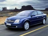 Opel Vectra kėbulo dalys