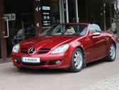 Mercedes-Benz SLK200, 1.8 l., kabriolets / roadster