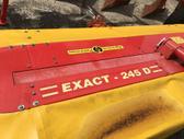 -Kita- EXACT 245 D, šienapjovės / smulkintuvai