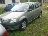 Dacia Logan dalimis. Iš prancūzijos. esant galimybei,