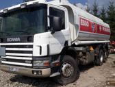 Scania P124, kita