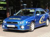 Subaru Impreza  WRX, 2.0 l., sedans