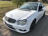 Mercedes-Benz CLK270. Automobilio dalis siunčiame į bet kurį