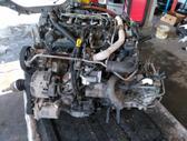 Mitsubishi Outlander variklio detalės