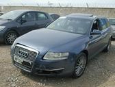 Audi A6. 3.0tdi kodas bmk,automatas,quattro, juodas odinis