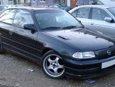 Opel Astra dalimis. Ople astra gsi kebulo detales: kapotas,