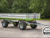 CynkoMet T-104/4, tractor trailers
