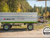 CynkoMet T-169/1, Тракторные прицепы