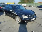 Mercedes-Benz C270, 2.7 l., saloon / sedan