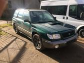 Subaru Forester. S turbo 125kw ej205