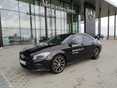 Mercedes-Benz CLA220, 2.1 l., kupeja (coupe)