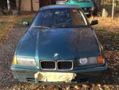 BMW 318 dalimis. Bmw e36 318i europinis dalimis  spalva: 266/6