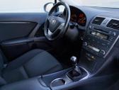 Toyota Avensis, 2.0 l., saloon / sedan