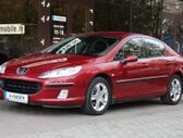 Peugeot 407, 2.0 l., sedanas