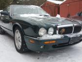 Jaguar XJ-Series for parts. +37068777319 s.batoro g. 5, vilnius,