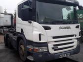 Scania P420, semi-trailer trucks