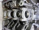 Ford Courier variklio detalės