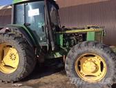 John Deere 6900, traktoriai