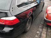 BMW 530 Ardomas europinis modelis