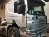 Scania P 114 L, semi-trailer trucks