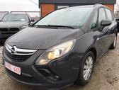 Opel Zafira tourer, 2.0 l., Минивэн