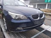 BMW 530 for parts. Bmw e61 530d 173kw 2008. lci touring europa