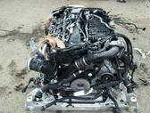 BMW 540 variklio detalės