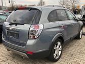 Chevrolet Captiva. 2.2 135 kw 2013 automobilis europa. motor