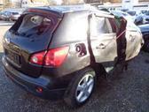 Nissan Qashqai. 2.0 104 kw benzinas 2007 automobilis europa.