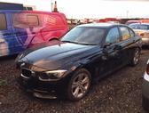 BMW 3 serija. Dalimis is anglijos.  2.0 hybridas automatas