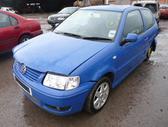 Volkswagen Polo dalimis. Is anglijos dalimis volsvagen polo 1,...
