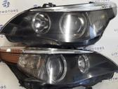 BMW 5 serija. Bmw e60 2006 dynamic xenon priekiniai žibintai