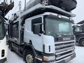 Scania 114L, auto transporters