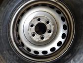 Mercedes-Benz, stamped steel, R16