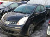 Nissan Note. Europa dalimis tel. +370-689-48684 ; +370-656-27780