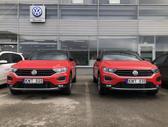 Volkswagen T-Roc, 1.5 l., visureigis