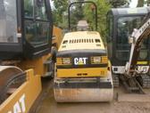 Caterpillar CB224C, vibrator / compactor