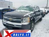 Chevrolet Silverado for parts