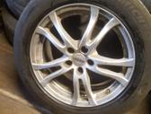 Audi, light alloy, R17