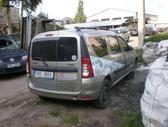 Dacia Logan for parts. Prekiaujame renault, volvo, dacia, bmw