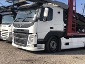 Volvo FM420, auto transporters