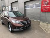 Honda CR-V, 2.2 l., suv / off-road