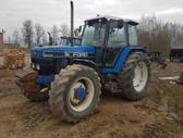 Ford 8340, Тракторы