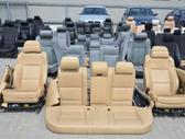 BMW -kita- apdailos detalės, durų apmušalai, sėdynės