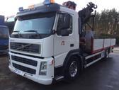 Volvo FM9/340 *Ferrari 726A8*, crane trucks