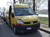 Renault Master, Грузовые микроавтобусы