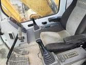 Hyundai 210 Ilgastrelis, ekskavatoriai