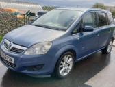 """Opel Zafira. Uab """"detalynas"""" naudotos automobilių dalys.  nemė"""