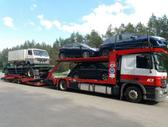 Mercedes-Benz Maxillohr, road train rental