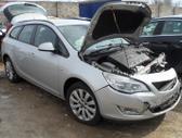 """Opel Astra. Prekyba naudotomis """"opel""""markes dalimis. dirbame"""